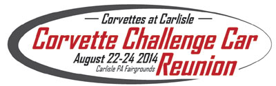 Corvettes at Carlisle Corvette Challenge Car Reunion